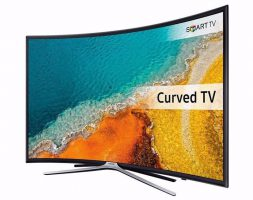 Condor Curved TV