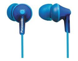Panasonic RP- HJE125E Ecouteurs Bleus