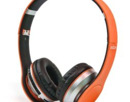 Aston Casque sans Fil OK-508BT Orange