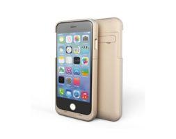 Aston Coque iPhone 6 avec Batterie Intégrée GOLD