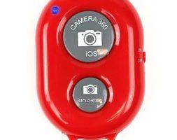 Télécommande Bluetooth pour Perche Télescopique Selfie