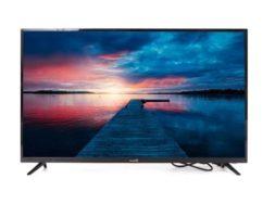 LED 55″ Telestar TV UHD4K ADROID + barre de son intégré -Noir –