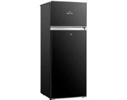 REFRIGERATEUR DOUBLE PORTES 212L SILVER RAYLAN