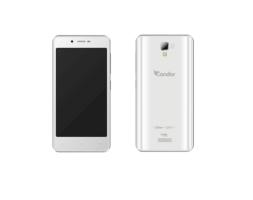 SMARTPHONE CONDOR PLUME P4 PLUS BLANC