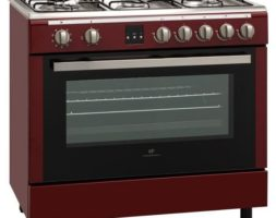 CUISINIERE BORDEAU 5F 60*90 EXCELLENCE