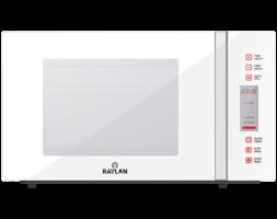 Four micro-onde Raylan 25 l Blanc