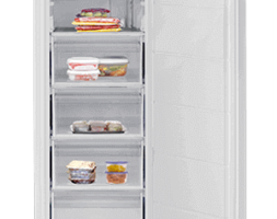 CONGELATEUR VERTICAL 210L WHITE RAYLAN
