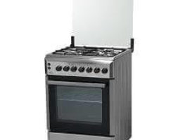 CUISINIERE 4FX RCP-60-GG-FF/I NON VENTILE INOX CATALYSE RAYLAN